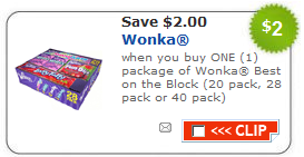 wonka candy coupon