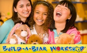 Build A Bear Workshop 300x182 $5 off $25 Purchase at Build A Bear  + Other Retail Coupons