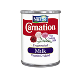 carnation evaporated milk image