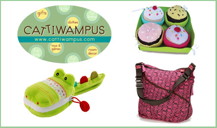 cattiwampus Daily Deal Round Up: Half Off Agoo, Cattiwampus and More