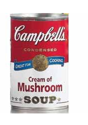 cream of mushroom soup Target: Free Campbells Condensed Soups