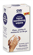 free-cvs-sanitizing wipes