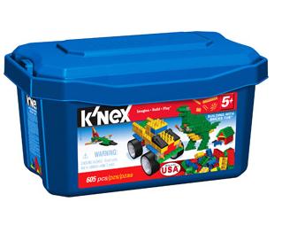 knex tub