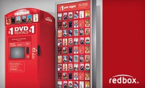 RedBox DVD 300x182 Reminder: Three Redbox Rentals for $1 + Up to 395 Swagbucks Ends Today