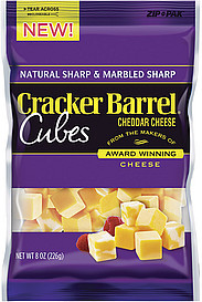 cracker barrel cubes
