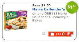 marie callenders coupons