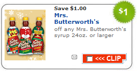 mrs buttersworth coupon