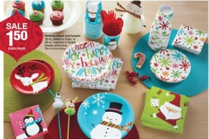 Target: Free Candles and Cheap Partyware - Common Sense With Money