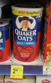 Quaker walgreens