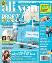 allyou mag All You Magazine Subscription Deal