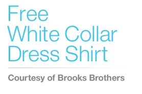 free collar shirt