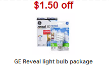 ge reveal Target: GE Reveal Light Bulbs for 1 Penny Each