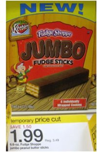 keebler-fudge sticks