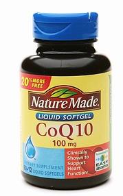 nature made coq10 vitamin