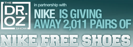 nike shoe giveaway