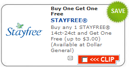 stayfree coupons