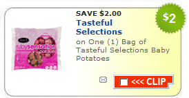 tasteful selections coupon