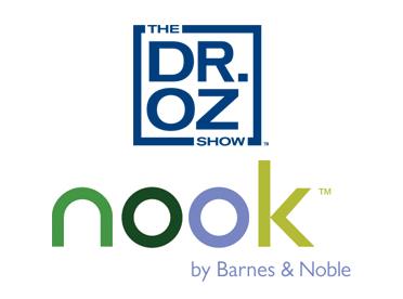 dr oz nook giveaway