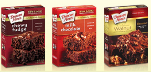 Shaw's: Free Duncan Hines Brownie Mix