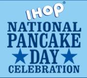 ihop pancake day