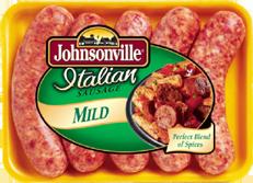 johnsonville italian-mild