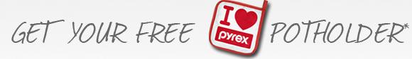 pyrex potholder