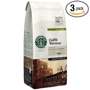 starbucks coffee amazon