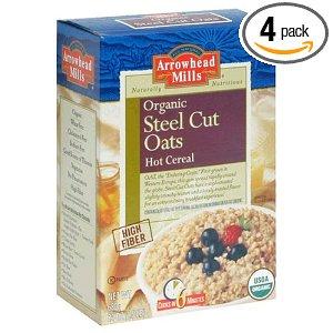 arrowheads oatmeal