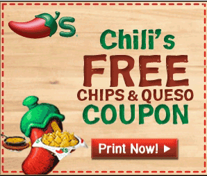 chilis chips queso coupon