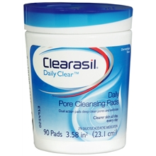 clearasil pads