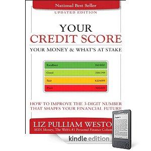 credit score book