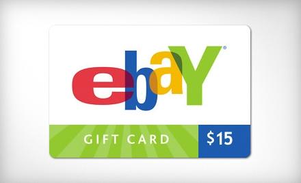 ebay groupon