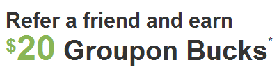 groupon referral bonus