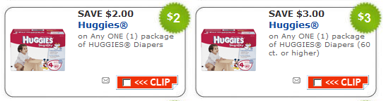 huggies diapers coupons new
