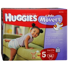huggies little movers boxes