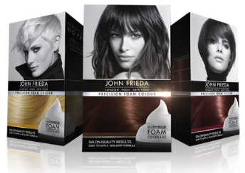 john frieda color new