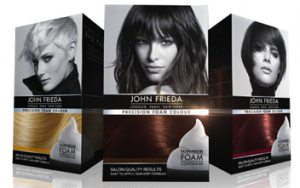 john frieda color