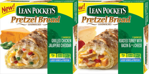 $1/1 Lean Pockets Coupon = $0.59 at Safeway and Affiliates