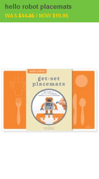 minisocial placemats