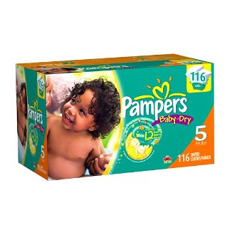 pampers baby dry amazon