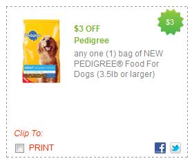 Target Pedigree Dog Food Price