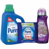Shaw's: Free Purex with Zout Laundry Detergent