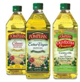 Pompeian Olive oil coupon $3/1 Pompeian Olive Oil Coupon
