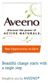 aveeno recycle bank