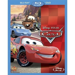 cars movie combo pack