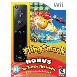 flingmash with wii remote