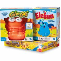 gator gold elefun Kmart:  Two Hasbro Games for $11.99 + Free Pizza After Rebate