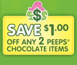 peeps coupon