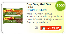 power bar coupons Power Bar Coupons: Buy One Get One Free