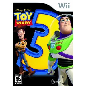 wii game toy story
